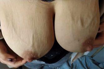 Fantastic milk saggy boobs (short version)