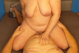 Milf rides and we cum together
